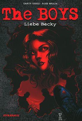The Boys: Liebe Becky (Panini)