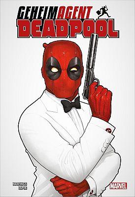 Geheimagent Deadpool (Panini)