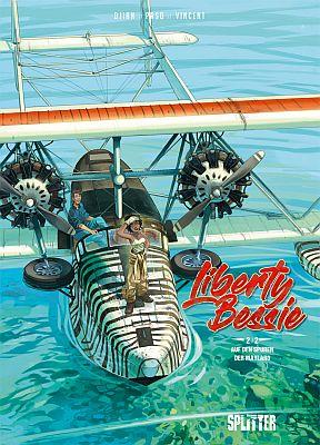 Liberty Bessie, Band 2 (Splitter)