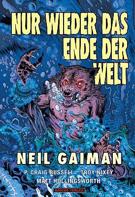 Nur wieder das Ende der Welt (Dantes Verlag)