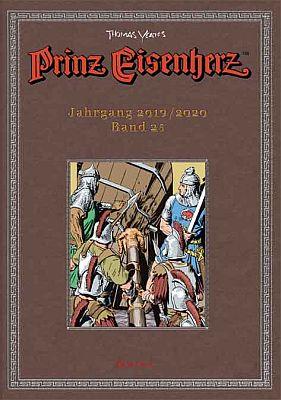 Prinz Eisenherz, Band 25: 2019/2020 (Bocola)