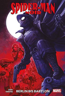 Spider-Man Noir (Panini)
