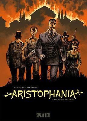 Aristophania, Band 3 (Splitter)
