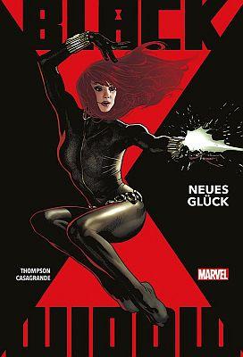 Black Widow, Band 1 (Panini)