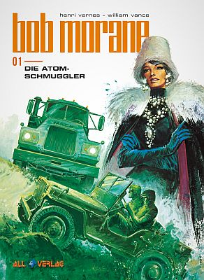 Bob Morane, Band 1 (All Verlag)