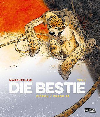 Die Bestie, Band 1 (Carlsen)