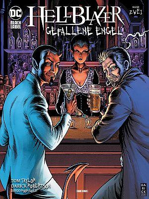 Hellblazer: Gefallene Engel, Band 2 (Panini)