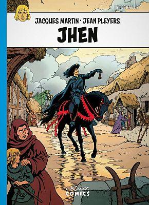 Jhen, Integral 2 (Kult Comics)