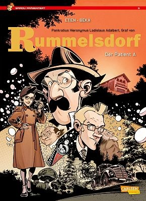 Rummelsdorf: Der Patient A (Carlsen)