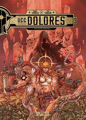 U.C.C. Dolores, Band 3 (Splitter)