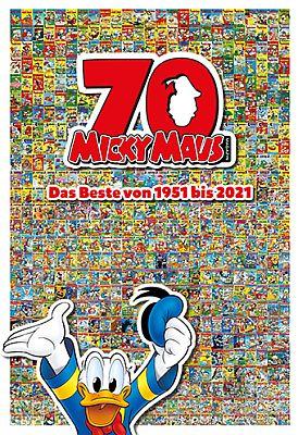 70 Jahre Micky Maus Magazin (Egmont)