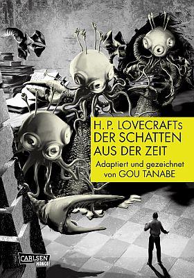 """H.P. Lovecrafts """"Der Schatten aus der Zeit"""" (Carlsen)"""