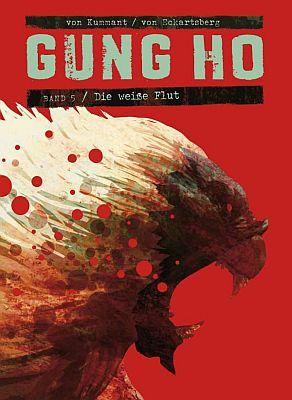 Gung Ho, Band 5 (Cross Cult)