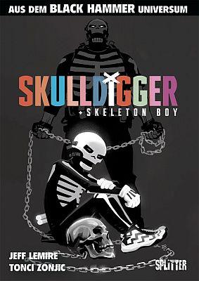 Black Hammer: Skulldigger (Splitter)