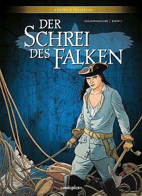 Der Schrei des Falken, Band 5 (Comicplus)