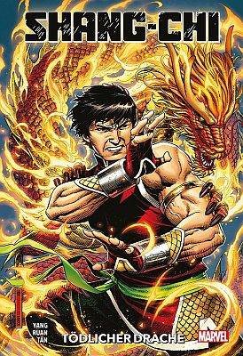 Shang-Chi: Tödlicher Drache (Panini)