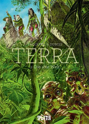 TERRA, Band 1 (Splitter)