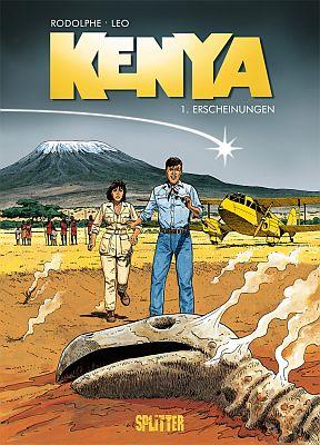 Kenya, Band 1 (Splitter)
