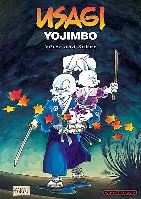 Usagi Yojimbo, Band 19 (Dantes Verlag)