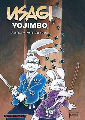 Usagi Yojimbo, Band 18 (Dantes Verlag)