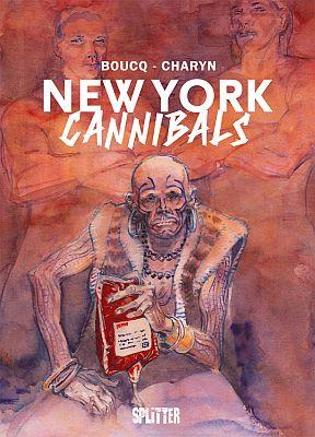 New York Cannibals (Splitter)